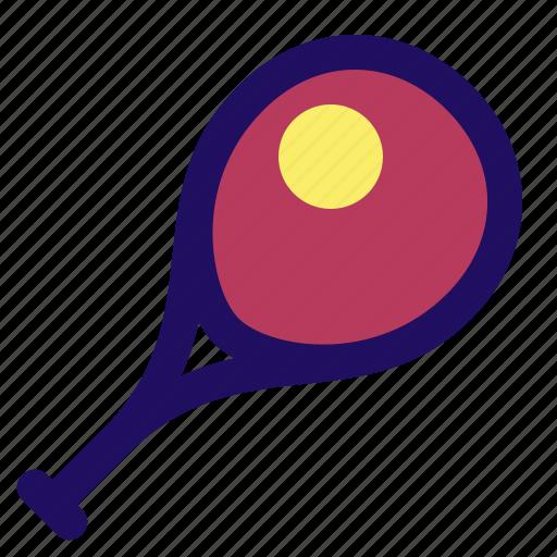 ball, game, racket, racquet, sport, tennis icon