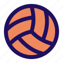 ball, beach, game, sport, volley, volleyball icon