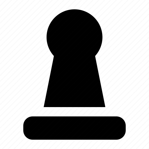 chess, figure, game, knight, pawn, piece icon
