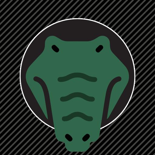 Animals, crocodile, jugle, wildlife, zoo icon - Download on Iconfinder