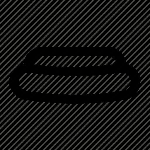 food, hotdog, junk icon