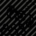 activity, kaizen, organization, scrum, teamwork icon