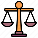 balance, scale, justice, law, court