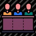 jury, people, group, court, team