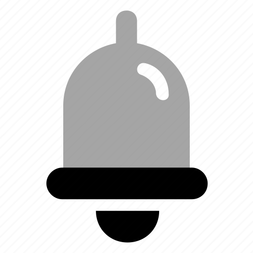 bell, kailas, office icon