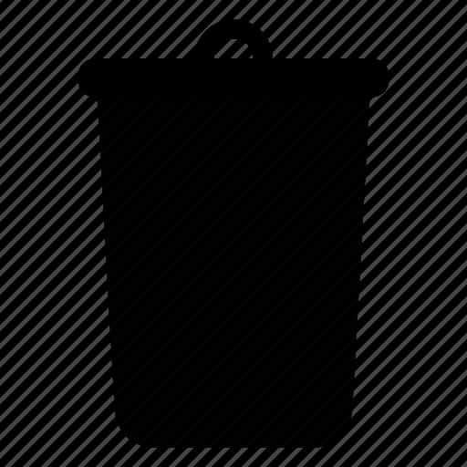 kailas, office, trash icon