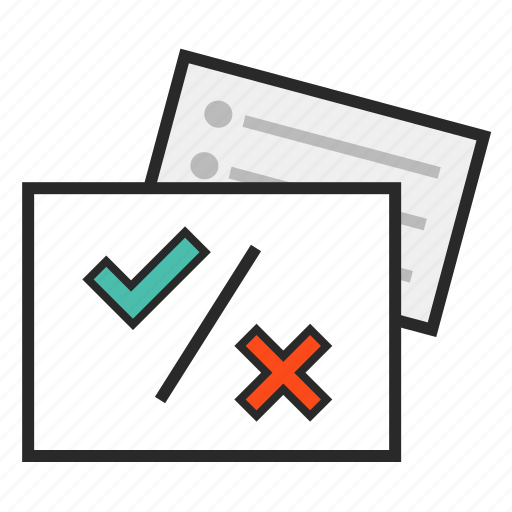 agile, kanban, tdd, testing icon