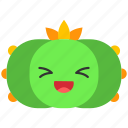cactus, cactus icon, kawaii, peyote icon