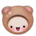 bear, bitty, blake icon