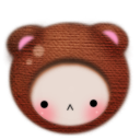 bear, bitty, brayden icon