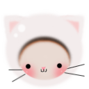 kitten, kristy, minikin icon