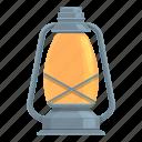 kerosene, light, lamp