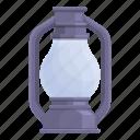 kerosene, oil, lamp