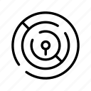 lock, key, maze, decode, digital