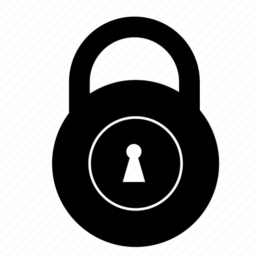 key, lock, locked, padlock, secure, security icon