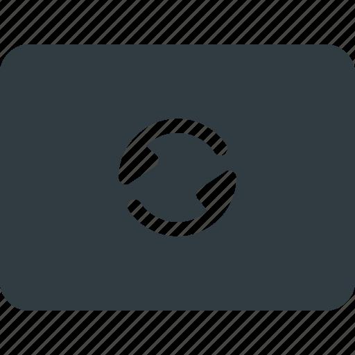 keyboard, refresh, shortcut, type icon