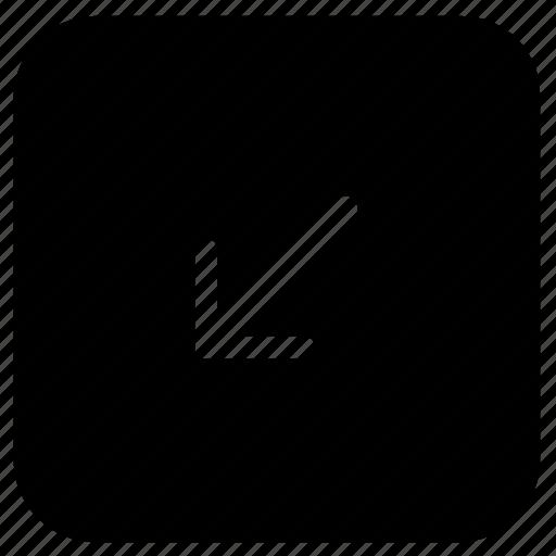 function, keyboard, keypad icon