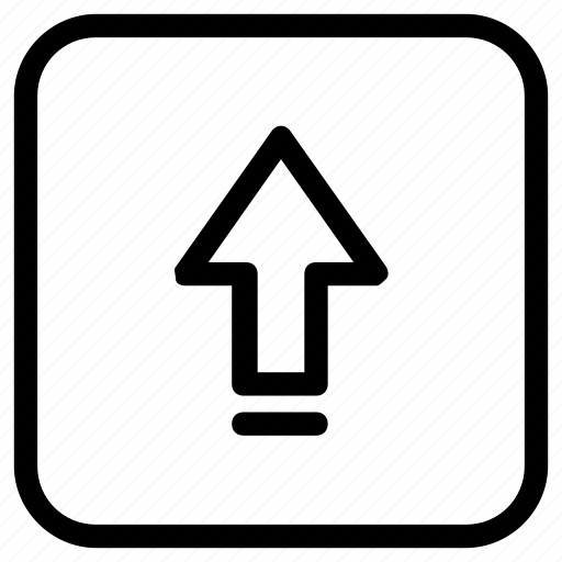 caps, function, key, shift icon