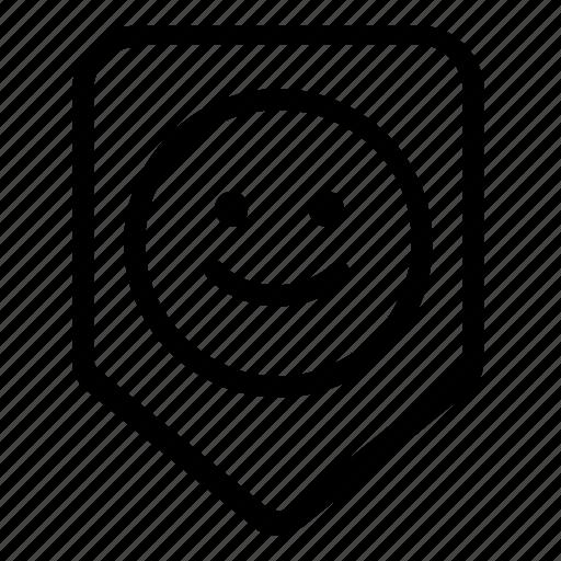 emoji, emoticons icon