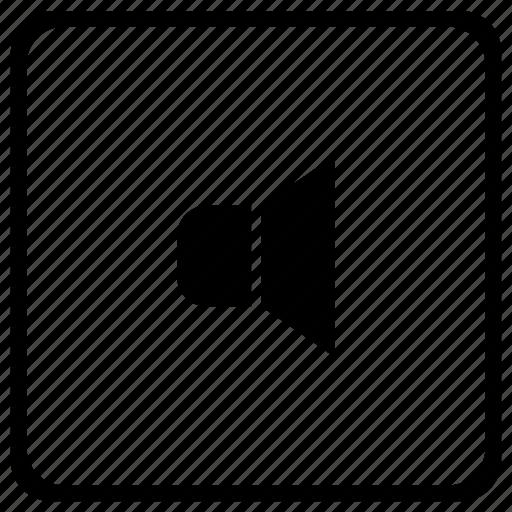 element, keyboard, sound, speaker icon