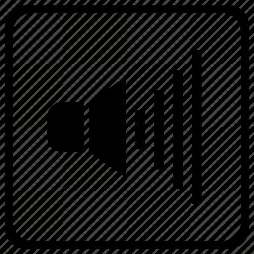 element, full, keyboard, mute, speaker, volume icon