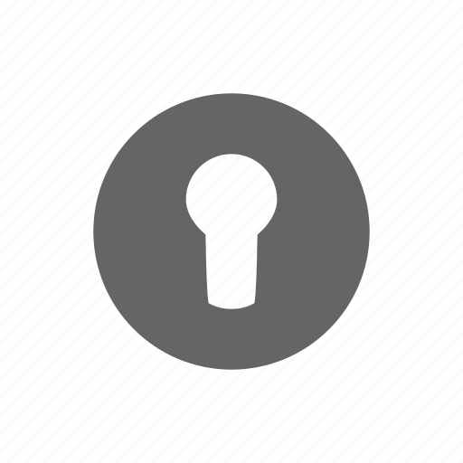guard, key, keyhole, lock, login, password, privacy, private, protect, protection, safe, safety, secure, security icon