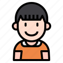 kid, avatar, boy, people, person, young, user icon