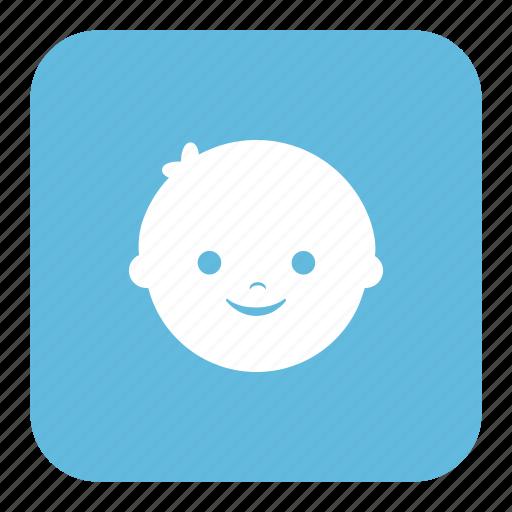 boy, children, happy, kid, kids, smile icon