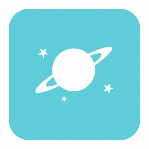 astronomy, education, planet, science, space icon