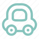 baby toy, kid, kids toys, toy, toy car, transportation, vehicle icon