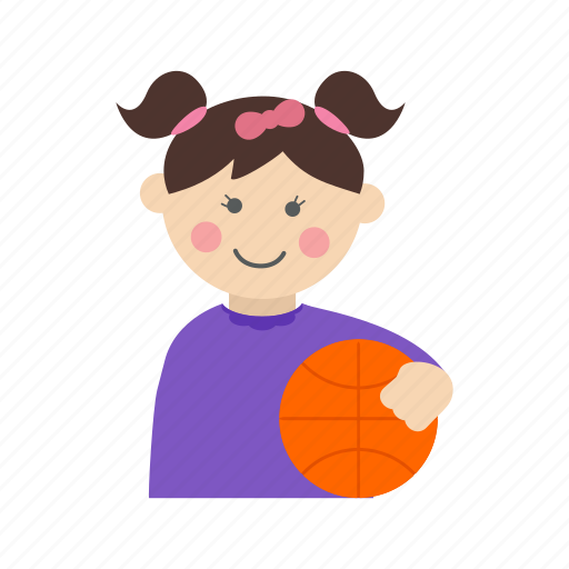 ball, child, happy, kid, play, playing, toy icon