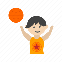 ball, bat, child, happy, kid, playing, toy icon