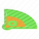 baseball, field, isometric