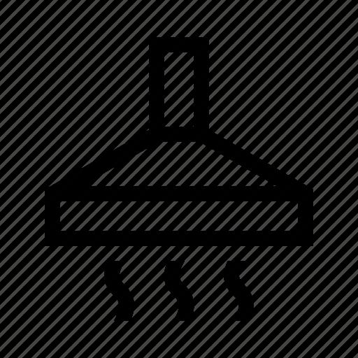 appliance, exhaust, extractor, kitchen, steam icon