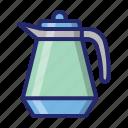 drink, kitchen, percolator, teapot