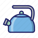 cook, kettles, kitchen, teapot icon