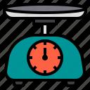 appliance, kitchen, restaurant, scale, utensil