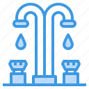 cooking, equipment, food, household, kitchen, tap icon