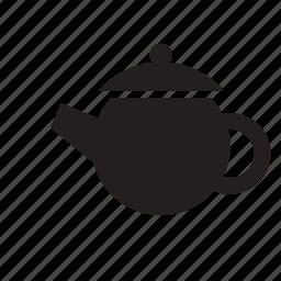 kitchen, teapot icon