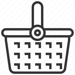 basket, cooking, equipment, kitchen, tool icon