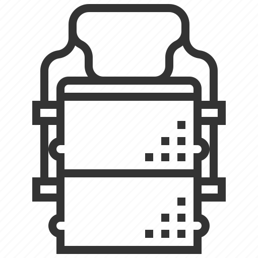 carrier, cooking, equipment, food, kitchen, tool icon