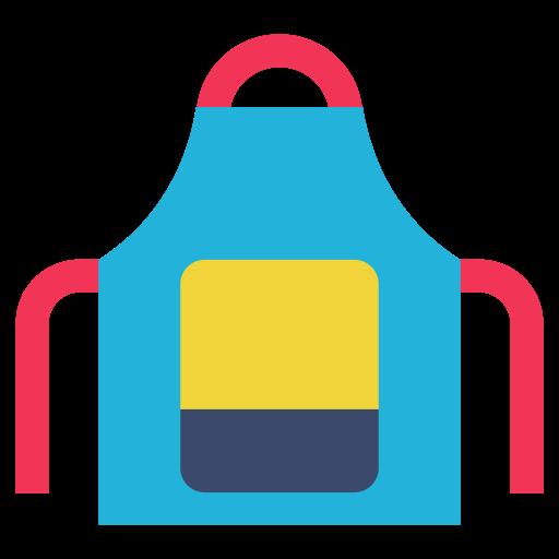 apron, home, kitchen, restaurant, room icon