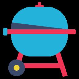 barbecue, home, kitchen, restaurant, room icon