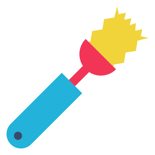 brush, home, kitchen, restaurant, room icon