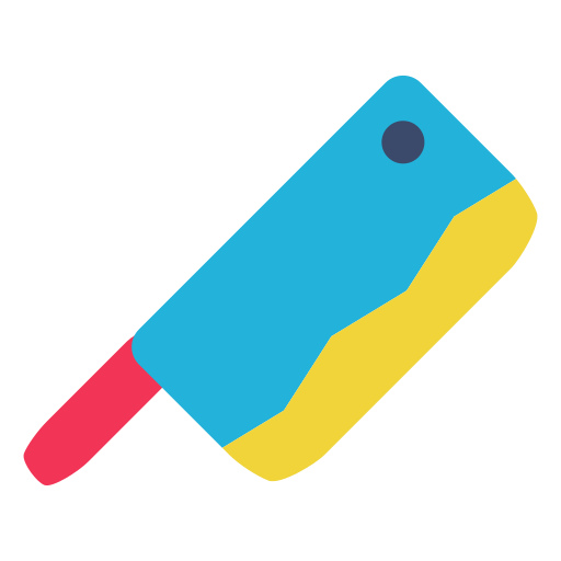 cleaver, home, kitchen, restaurant, room icon