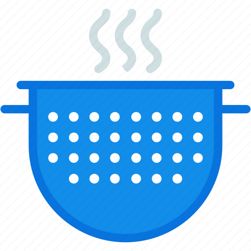 colander, cooking, food, kitchen, vegetable icon