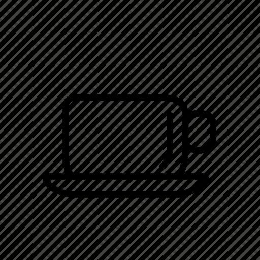 coffee, cup, drink, kitchen, mug icon
