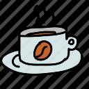 coffee, coffeebean, drink, drinks, hot