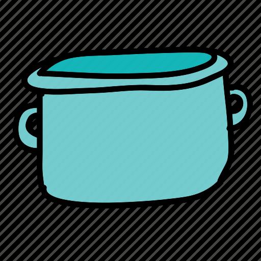 cooking, kitchen, pot icon