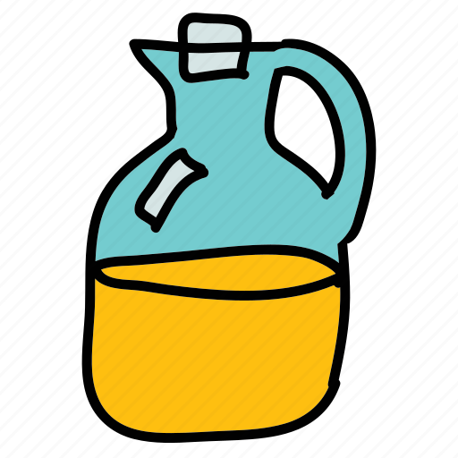 drinks, glass, jug, juice icon
